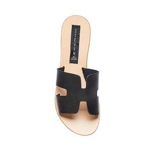 Steve Madden Grady/Greece Dariella Slides sandals